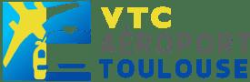 Logo VTC aeroport Toulouse