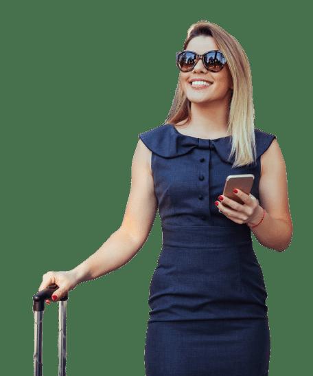 reserver un chauffeur prive VTC aeroport Toulouse sur internet ou par telephone